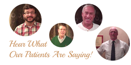 Hear What Our Patients Are Saying!