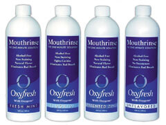 Oxyfresh Mouthrince